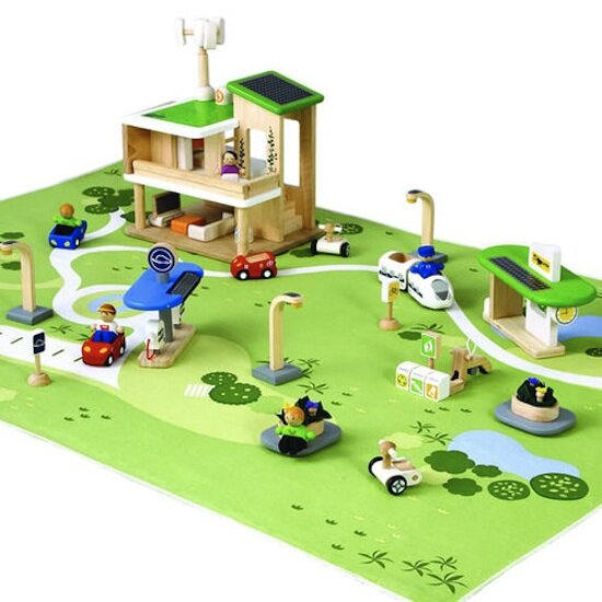 Город игрушек игрушки своими руками 19